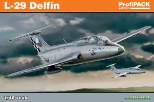 L-29 Dolphin (1:48) - 8099