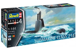 Submarine Class 214 (1:144) - 05153
