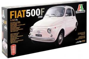 FIAT 500 F 1968 (1:12) - 4703