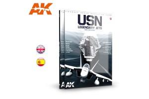 USN LEGENDARY JETS - AK278