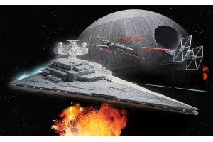 Star Wars - Imperial Star Destroyer (Build & Play) - 06749
