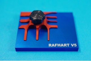 Rafhart V5 - Photoetch bending tool
