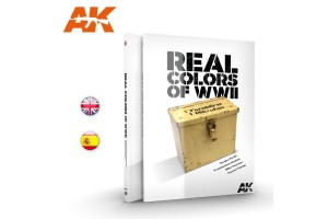 REAL COLORS OF WWII - AK187