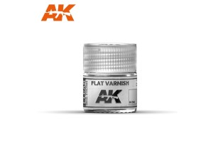 Flat Varnish 10ml - RC500