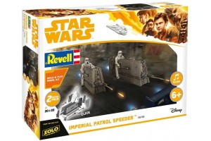 Build & Play SW - Imperial Patrol Speeder - 06768