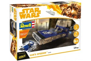 Build & Play SW - Han's Speeder - 06769