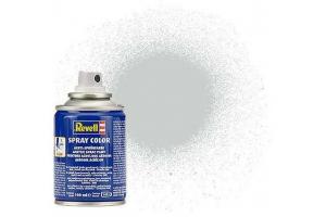 Barva Revell ve spreji - 34371: hedvábná světle šedá (light grey silk)
