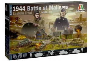 Wargames - 1944 BATTLE AT MALINAVA (1:72) - 6182
