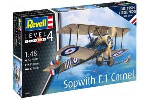 100 Years RAF: Sopwith Camel (1:48) - 03906