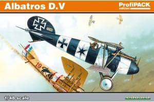 Albatros D. V (1:48) - 8113