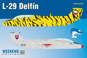 L-29 Delfín (1:48) - 8464