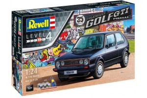 35 Years VW Golf 1 GTi Pirelli (1:24) - 05694