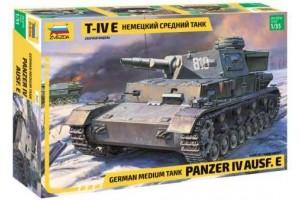 Panzer IV Ausf.E (1:35) - 3641