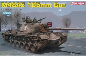 M48A5 105mm Gun (1:35) - 3611