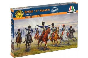 British 11th Hussars (Crimea war) (1:72) - 6188
