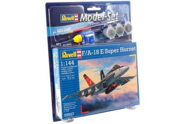 ModelSet letadlo 63997 - F/A-18E Super Hornet (1:144)