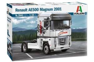 Renault AE500 Magnum (2001) (1:24) - 3941