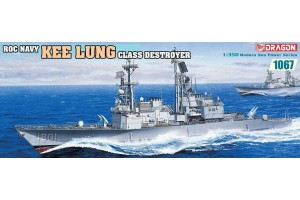 Roc Navy Kee Lung Class Destroyer (1:350) - 1067
