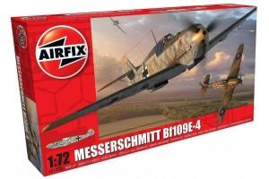 Messerschmitt Bf109E-4 (1:72) - A01008A