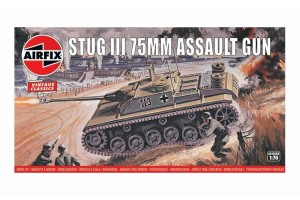 Stug III 75mm Assault Gun (1:76) - A01306V