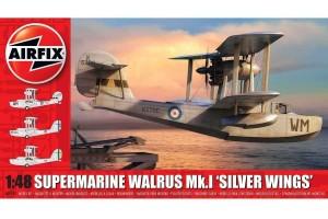 Supermarine Walrus Mk.1 'Silver Wings' (1:48) - A09187