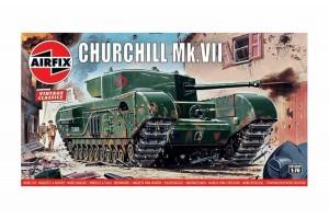Churchill Mk.VII (1:76) - A01304V