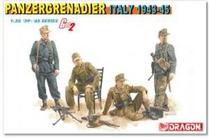 PANZERGRENADIER (ITALY 1943-45) (1:35) - 6348