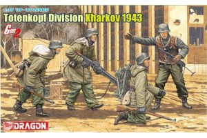 Totenkopf Division (Kharkov 1943) (1:35) - 6385