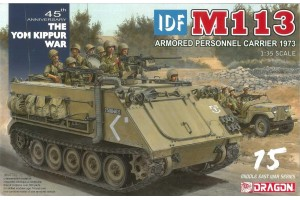 IDF M113 Armored Personnel Carrier Yom Kippur War 1973 (1:35) - 3608