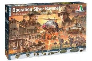 Operation Silver Bayonet - Vietnam War 1965 (1:72) - 6184
