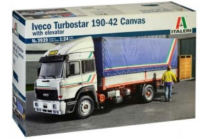 IVECO Turbostar 190-42 Canvas (1:24) - 3939
