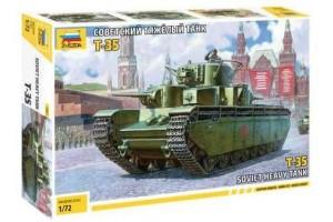 Soviet Heavy Tank T-35 (1:72) - 5061