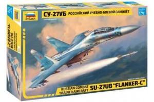 """Sukhoi SU-27 UB """"Flanker-C"""" (1:72) - 7294"""