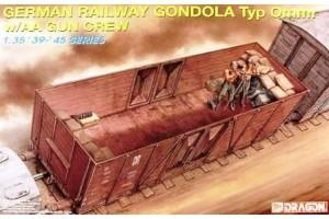 GERMAN RAILWAY GONDOLA (1:35) - 6086