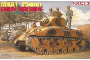 M4A1 75mm EARLY VERSION (1:35) - 6048