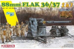 88mm FlaK 36/37 (2 in 1) (1:35) - 6923