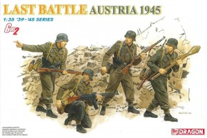 """LAST BATTLE"" (AUSTRIA 1945) (GEN2) (1:35) - 6278"