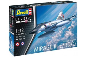 Dassault Mirage III E  (1:32) - 03919