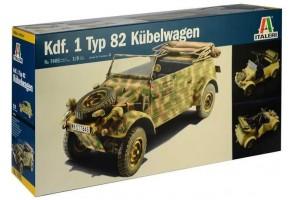 Kdf.1 Typ 82 Kübelwagen (1:9) - 7405