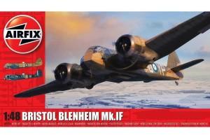 Bristol Blenheim Mk.IF (1:48) - A09186