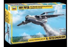 IL-76 TD EMERCOM (1:144) - 7029