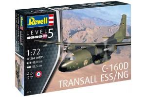 "Plastic ModelKit letadlo 03916 - C-160 Transall ""Eloka"" (1:72)"
