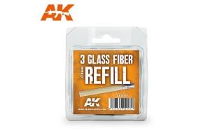 3 Glass Fiber Refill - 8068