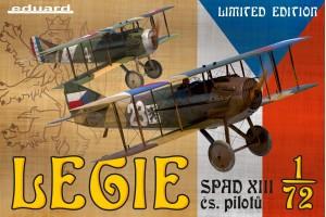 Legie - SPAD XIII csk. pilots (1:72) - 2126