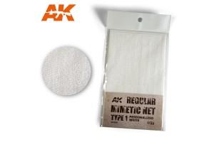 CAMOUFLAGE NET WHITE TYPE 1 - AK8061