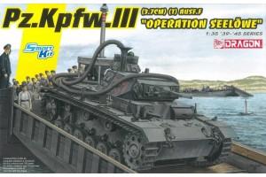 "Pz.Kpfw.III (3.7cm) (T) Ausf.F ""OPERATION SEELÖWE"" (1:35) - 6877"
