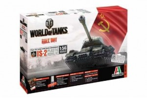World of Tanks - JOSEF STALIN JS-2 (1:56) - 56506
