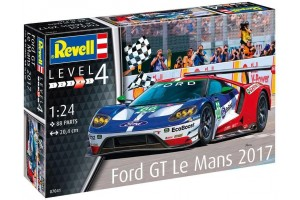 Ford GT Le Mans 2017 (1:24) - 07041