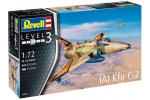 Kfir C-2 (1:72) - 03890
