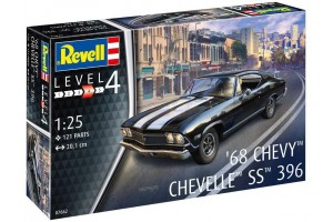 1968 Chevy Chevelle (1:25) - 07662